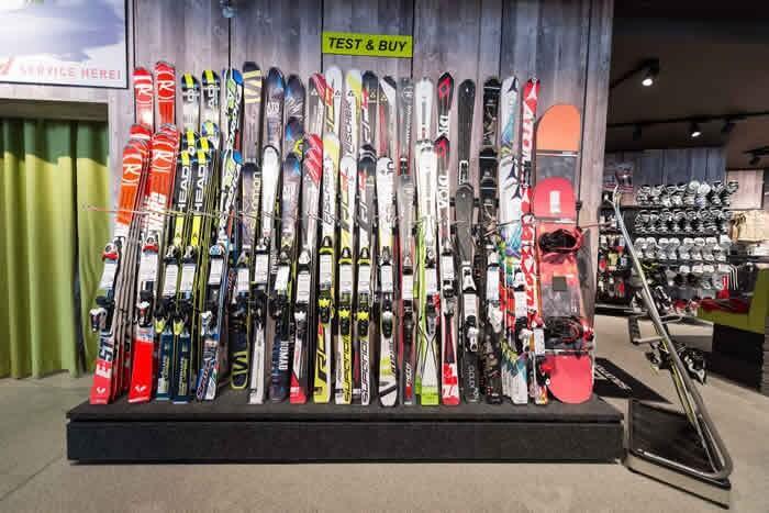 Ski Equipment Rental   Shops - Zaarour Club 7c17f4cb1